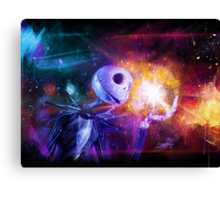 Jack Skellington. Canvas Print