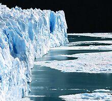 Perito Moreno Glacier Argentina by Angelika  Vogel