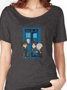 The Doctor's 50th Women's Relaxed Fit T-Shirt
