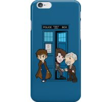 The Doctor's 50th iPhone Case/Skin