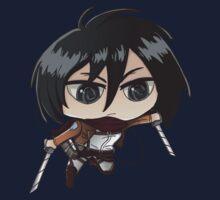 Shingeki no Kyojin - Mikasa Ackerman Baby Tee