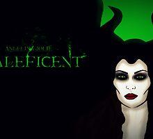 Maleficent by DiscordCBamBam