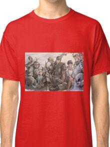 berserk - band of the hawk Classic T-Shirt