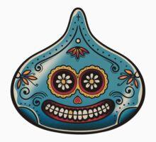 Slime de los Muertos - STICKER by victorsbeard