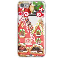 Gingerbread Village Study 3  iPhone Case/Skin