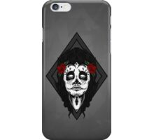 Muerte Girl iPhone Case/Skin