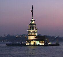 Kız kulesi,Istanbul,TURKEY by rasim1