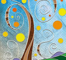Spiralscape by SRowe Art