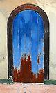 Motley Door by RC deWinter