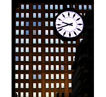 Tick tack Photographic Print
