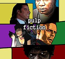pulp fiction by Empan