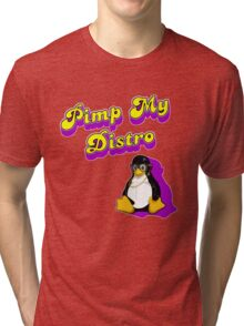 Pimp My Distro Tri-blend T-Shirt