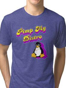 Pimp My Distro Tri-blend T-Shirt