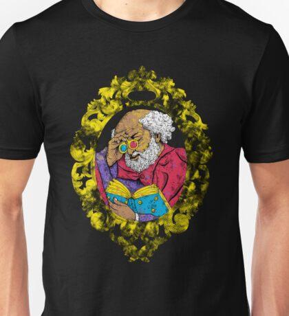 3D lens Unisex T-Shirt