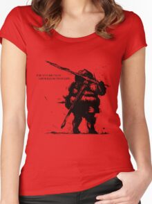 Siegmeyer of Catarina Women's Fitted Scoop T-Shirt