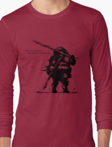 Siegmeyer of Catarina Long Sleeve T-Shirt
