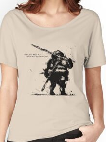Siegmeyer of Catarina Women's Relaxed Fit T-Shirt