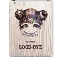 MIDNIGHT CALLGIRL iPad Case/Skin