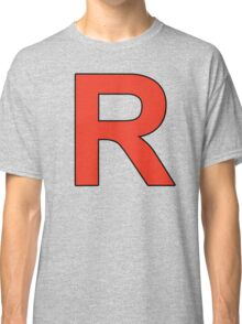 Team Rocket Logo Classic T-Shirt
