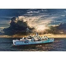HMCS Shawinigan Photographic Print