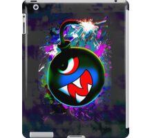 digital Color bomb iPad Case/Skin