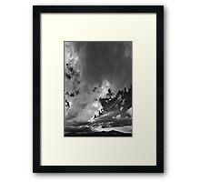 ©HCS Sweet November III Monocrome Framed Print