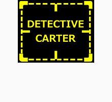 Detective Carter Knows sticker alternative Unisex T-Shirt