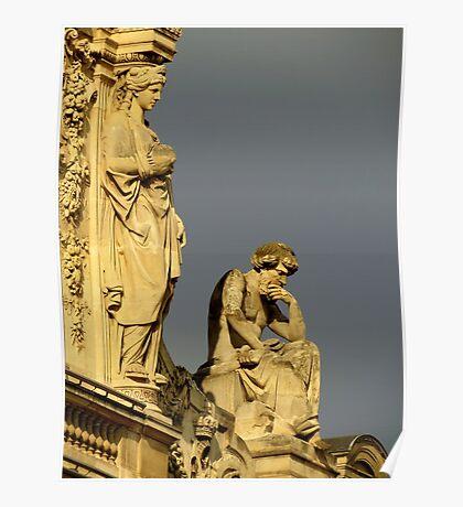 Parisian Sculpture ~ Part One Poster