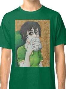 Commission Coffee Date Girl Classic T-Shirt