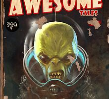 Fallout 4 - In Game Comic Cover by PRINTOUTPROPS