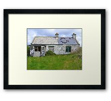 Possible Retirement Home For Bewildered Bubblers Framed Print