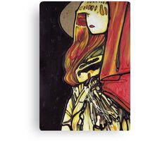 Madelaine part 2 Canvas Print