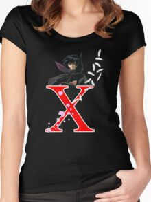 X - Kamui Women's Fitted Scoop T-Shirt