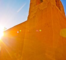 Del Rey Mission Bell Tower by Derek Lowe