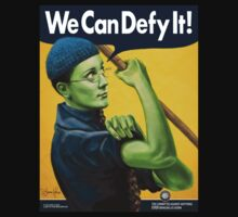 We Can Defy It! Kids Clothes