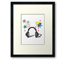 Music Framed Print