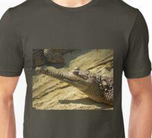Ghastly Gharial Unisex T-Shirt