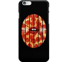 Chopped Pizza iPhone Case/Skin
