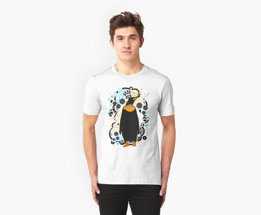 P for Penguin by auraclover