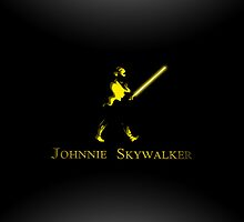 Johnny Skywalker by choda65