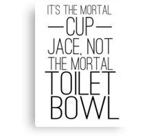 The Mortal Instruments - Mortal Cup #2 Canvas Print