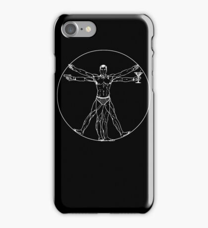 Vitruvian Archer iPhone Case/Skin