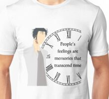 People's Feelings are Memories that Transcend Time Unisex T-Shirt