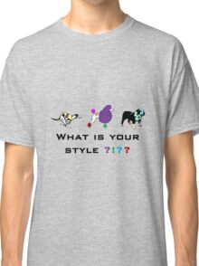 Dog style Classic T-Shirt