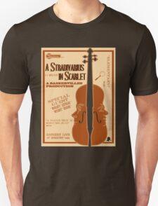 A Stradivarius in Scarlet T-Shirt