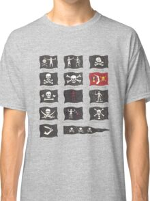 Pirate Flags Classic T-Shirt