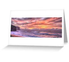 Newport Beach Fantasy- Newport Beach NSW - The HDR Experience Greeting Card