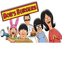 Bobs Burgers by benzworld