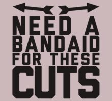 Need a bandaid for these cuts by printproxy