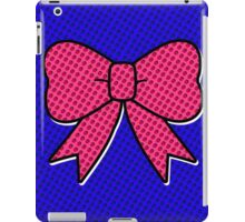 Comic Bow iPad Case/Skin